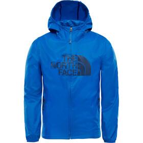 The North Face Kids Flurry Wind Hoodie Turkish Sea/Cosmic Blue